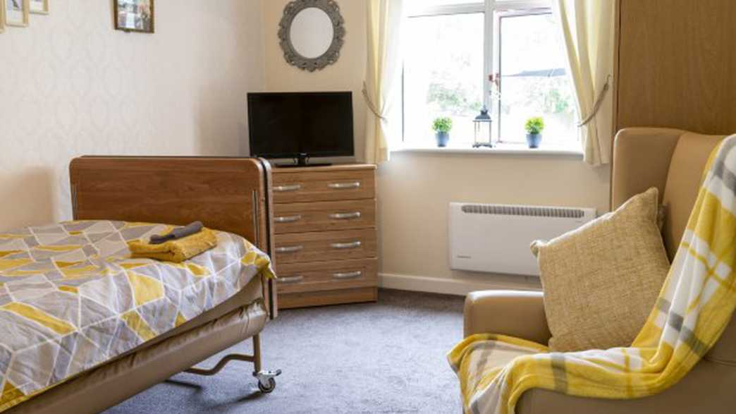 Ty Gwynno Care Home : accommodation-carousel - 2
